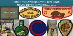 Sunday Scouting Hot Finds Newsletter October 04, 2020