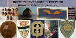 Tuesday Scouting Hot Finds Newsletter October 8, 2019
