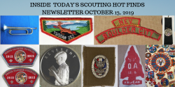 Sunday Scouting Hot Finds Newsletter October 13, 2019
