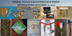 Tuesday Scouting Hot Finds Newsletter October 15, 2019