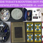 Tuesday Scouting Hot Finds Newsletter October 16, 2018