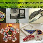 Friday Scouting Hot Finds Newsletter October 18, 2019