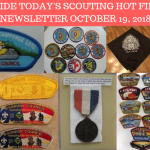 Friday Scouting Hot Finds Newsletter October 19, 2018