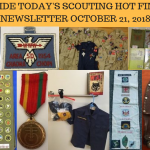 Friday Scouting Hot Finds Newsletter October 21, 2018