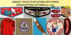 Friday Scouting Hot Finds Newsletter October 23, 2020