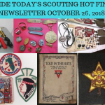 Friday Scouting Hot Finds Newsletter October 26, 2018