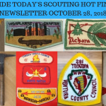 Sunday Scouting Hot Finds Newsletter October 28, 2018