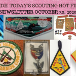 Friday Scouting Hot Finds Newsletter October 30, 2020