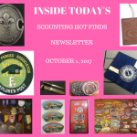 Sunday Scouting Hot Finds Newsletter October 1, 2017