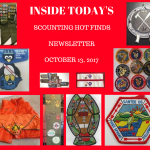 Friday Scouting Hot Finds Newsletter October 13, 2017