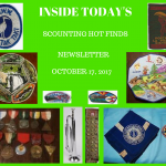 Tuesday Scouting Hot Finds Newsletter October 17, 2017