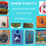 Friday Scouting Hot Finds Newsletter October 20, 2017