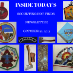 Sunday Scouting Hot Finds Newsletter October 22, 2017