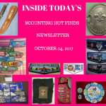Tuesday Scouting Hot Finds Newsletter October 24, 2017