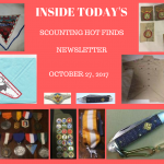 Friday Scouting Hot Finds Newsletter October 27, 2017