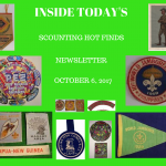 Friday Scouting Hot Finds Newsletter October 6, 2017