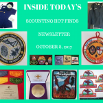 Sunday Scouting Hot Finds Newsletter October 8, 2017