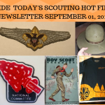 Sunday Scouting Hot Finds Newsletter September 1, 2019