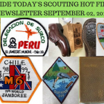 Sunday Scouting Hot Finds Newsletter September 02, 2018