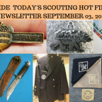 Tuesday Scouting Hot Finds Newsletter September 3, 2019