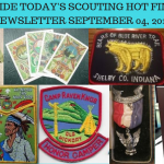 Tuesday Scouting Hot Finds Newsletter September 04, 2018