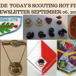 Sunday Scouting Hot Finds Newsletter September 6, 2020