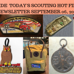 Friday Scouting Hot Finds Newsletter September 6, 2019
