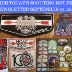 Friday Scouting Hot Finds Newsletter September 07, 2018