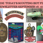 Sunday Scouting Hot Finds Newsletter September 8, 2019