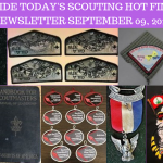 Sunday Scouting Hot Finds Newsletter September 09, 2018
