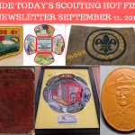 Tuesday Scouting Hot Finds Newsletter September 11, 2018