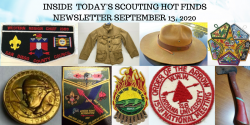 Sunday Scouting Hot Finds Newsletter September 13, 2020