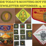 Friday Scouting Hot Finds Newsletter September 14, 2018