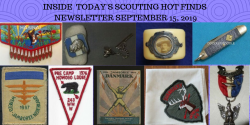 Sunday Scouting Hot Finds Newsletter September 15, 2019