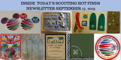 Tuesday Scouting Hot Finds Newsletter September 17, 2019
