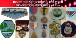 Sunday Scouting Hot Finds Newsletter September 20, 2020