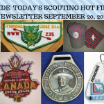 Friday Scouting Hot Finds Newsletter September 20, 2019