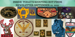 Tuesday Scouting Hot Finds Newsletter September 22, 2020