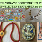 Sunday Scouting Hot Finds Newsletter September 22, 2019