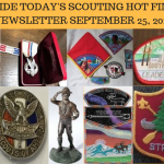 Tuesday Scouting Hot Finds Newsletter September 25, 2018