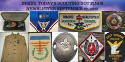 Sunday Scouting Hot Finds Newsletter September 27, 2020