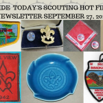 Friday Scouting Hot Finds Newsletter September 27, 2019