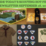 Friday Scouting Hot Finds Newsletter September 28, 2018