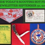 Sunday Scouting Hot Finds Newsletter September 30, 2018