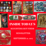 Sunday Scouting Hot Finds Newsletter September 10, 2017