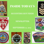 Tuesday Scouting Hot Finds Newsletter September 12, 2017