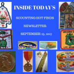 Tuesday Scouting Hot Finds Newsletter September 19, 2017