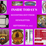 Friday Scouting Hot Finds Newsletter September 22, 2017