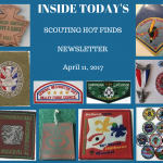 Tuesday Scouting Hot Finds Newsletter April 11, 2017