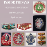 Sunday Scouting Hot Finds Newsletter April 12, 2015
